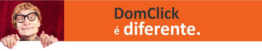 Domclick é diferente